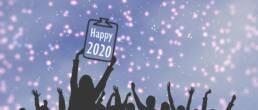 pancarte bonne année 2020